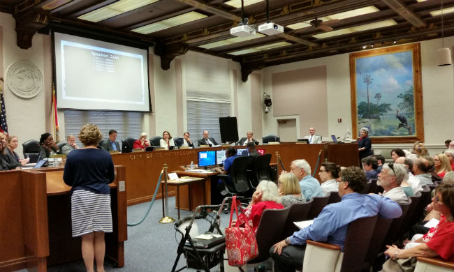 BREAKING: Victory! FSFP Wins First Vote In Proposed St